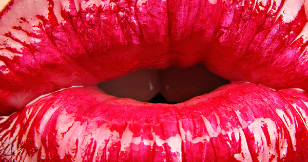 Facebook Timeline Covers Red Beautiful Lips Facebook Cover