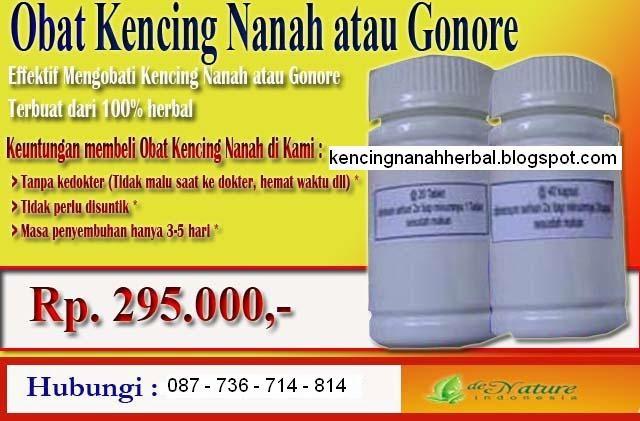obat kencing nananh