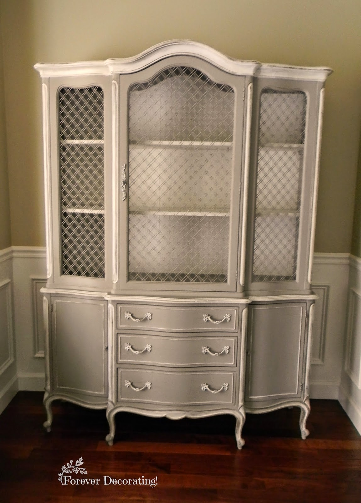 French China Hutch