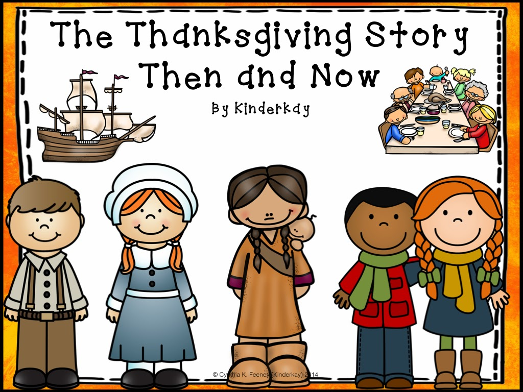 http://www.teacherspayteachers.com/Product/The-Thanksgiving-Story-Then-and-Now-FOR-LITTLE-KIDS-1530569