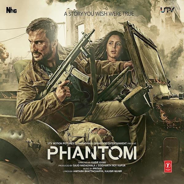 Phantom (2015) Movie Poster No. 4
