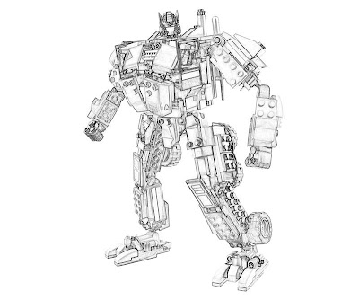 transformers war for cybertron coloring pages