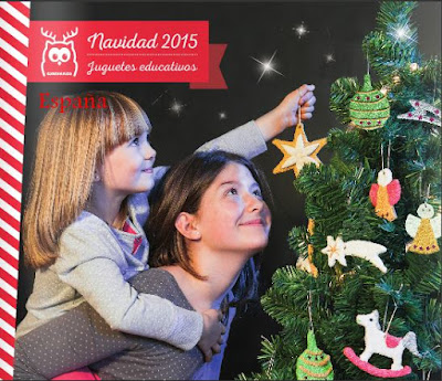 juguetes educativos navidad 2015 eureka