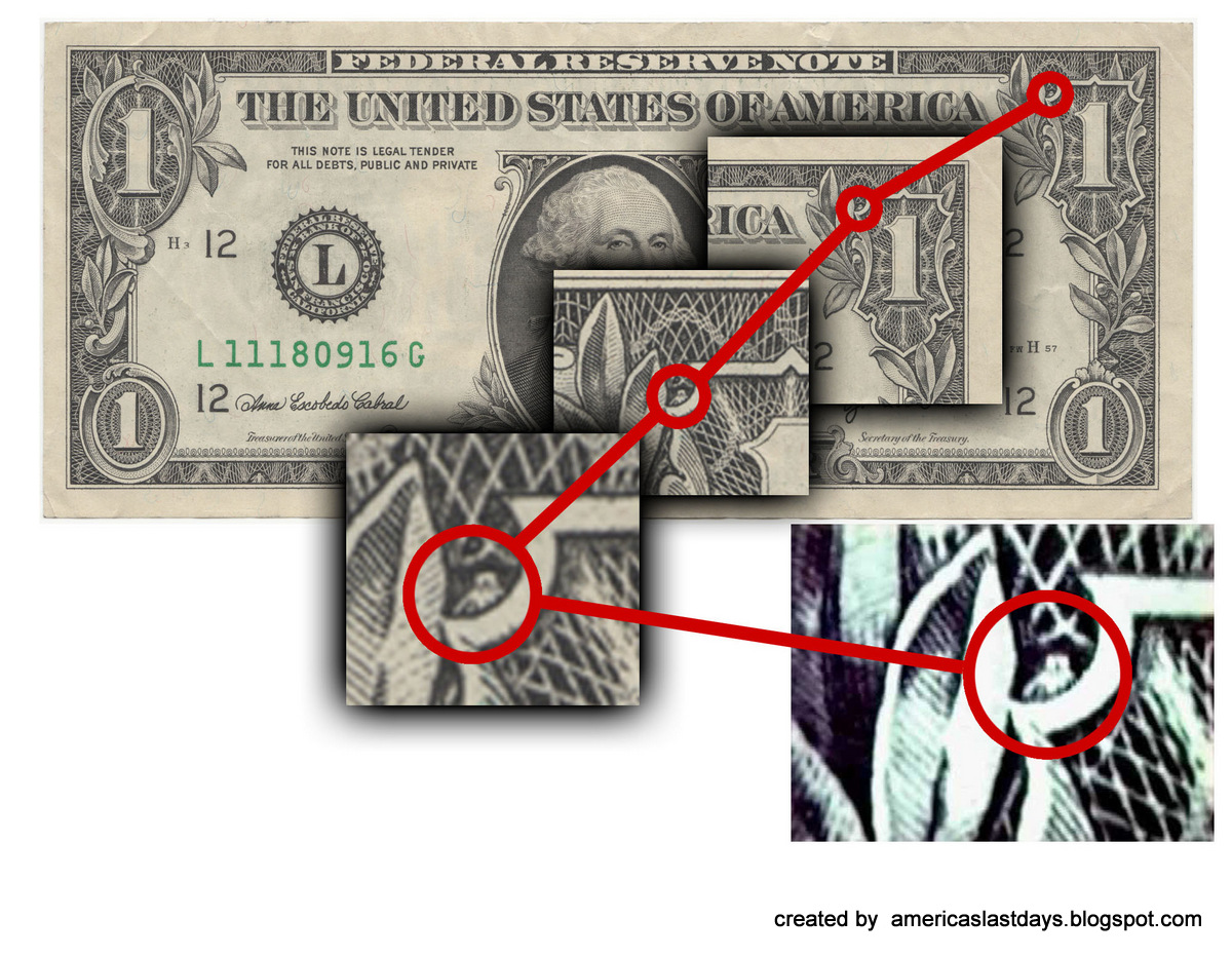 Americas Last Days Hidden Symbolism Of The Dollar
