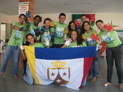 II DICOJUMI  - Dia de Convivência da Juventude Missionária, em Aracaju/SE