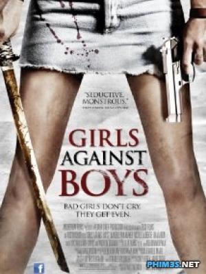 Phim Trả Thù Đàn Ông - Girls Against Boys