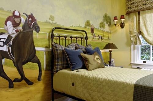 Girls Horse Bedroom Ideas - Interior Designs Room