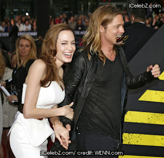 Brad Pitt and Angelina Jolie will rejoin in Australia for Christmas