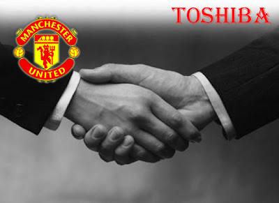 Manchester United-Toshiba Partnership 2012