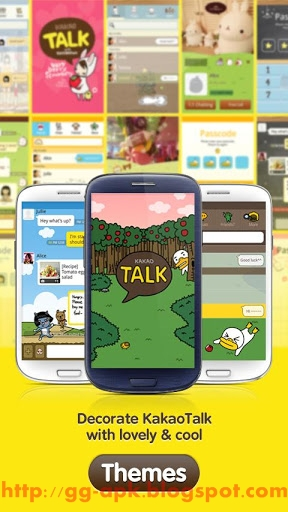 KakaoTalk Free Calls Text screenshot 3 3 KakaoTalk: Free Calls & Text