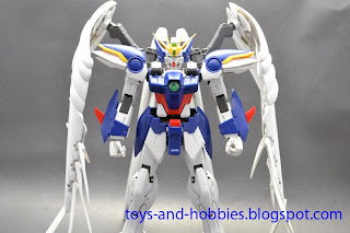 MG Wing Zero Custom