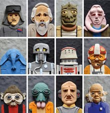 Plasticine Tatooine