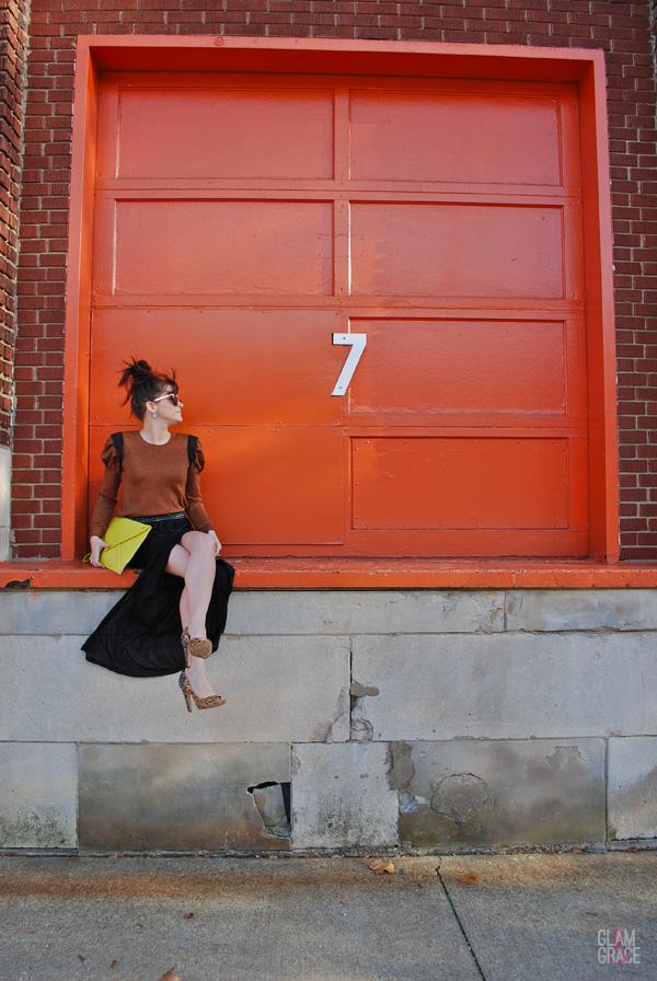 Akron Fashion - Glam & Grace - Hello November