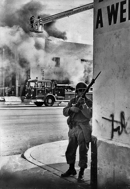 how the watts riots on august 11 1956 in los angeles affected history