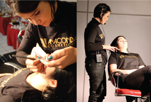 maquiagem - workshop - anaconda cosmeticos
