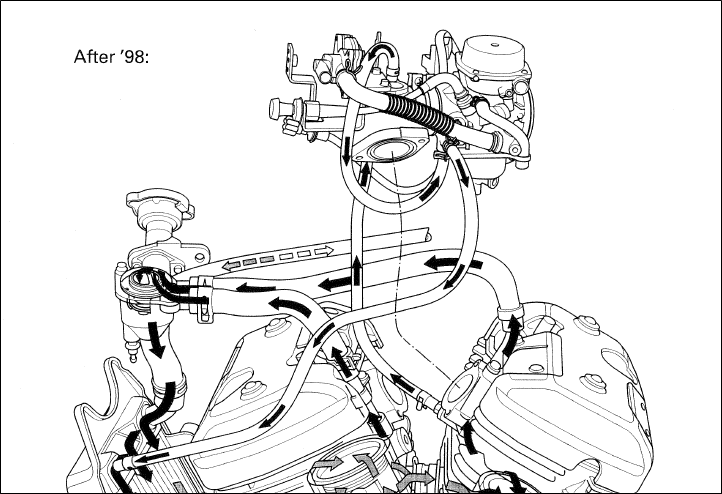 Honda Shadow Fuel Filter on wasserboxer engine diagram