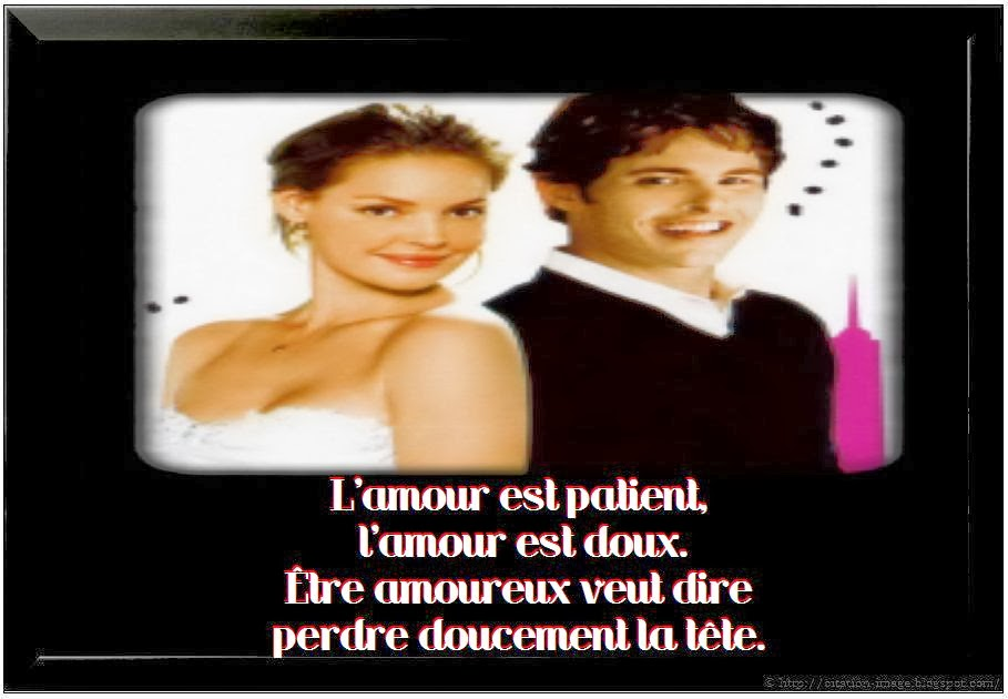 Citation d'amour film en image