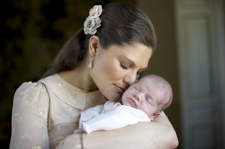 HRH Princess Estelle Silvia Ewa Mary, Princess of Sweden, Duchess of Östergötland, was born February 23, 2012