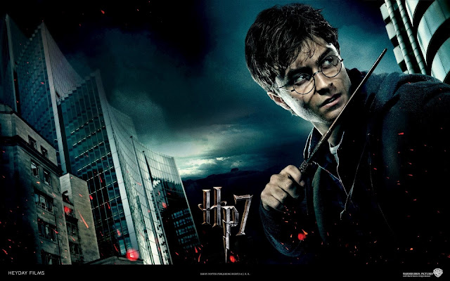Fondos de Pantalla de Harry Potter