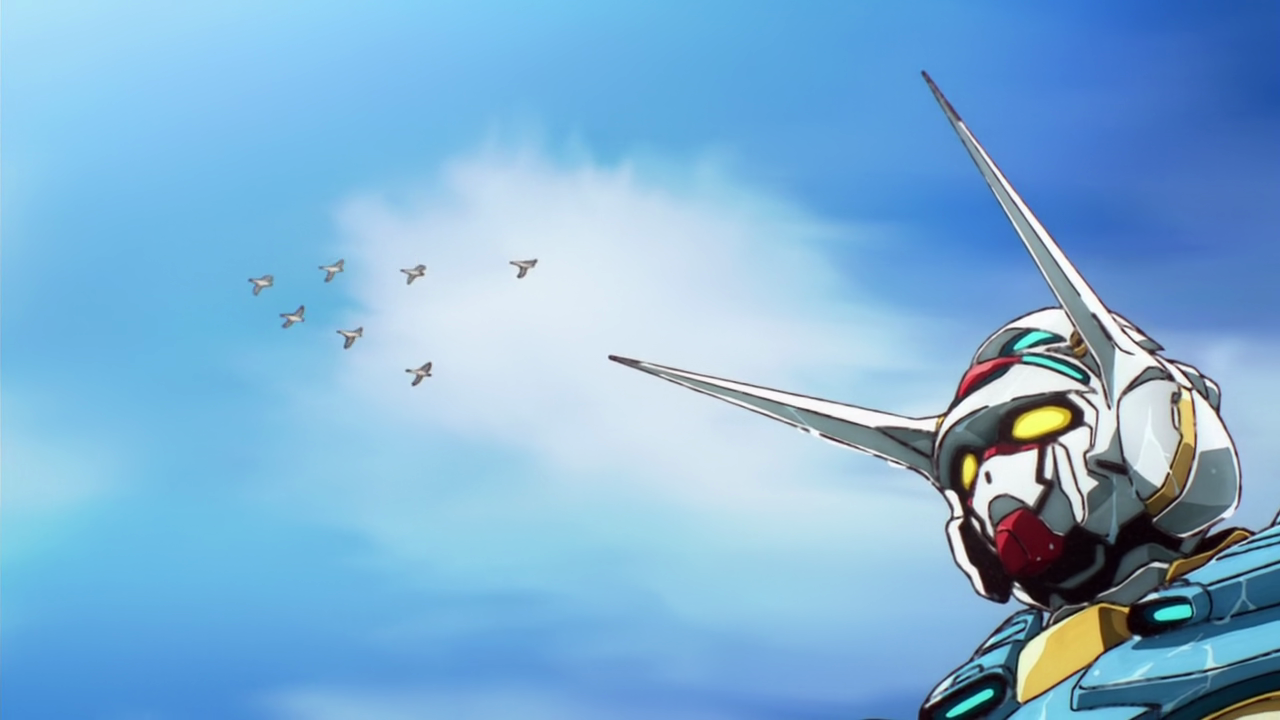 Resoconto Gundam Reconguista in G ep 20