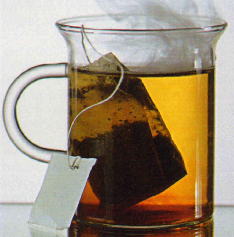 ... un beneficio para la salud que no se le haya acreditado a tomar el té