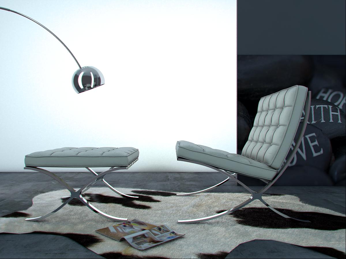 M212 studio silla barcelona for Sillas para coche grupo 2