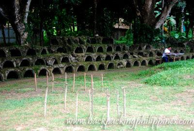 ermita ruins dimiao bohol