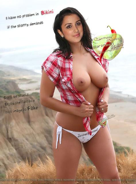 Parineeti Chopra Nude And Fucking S