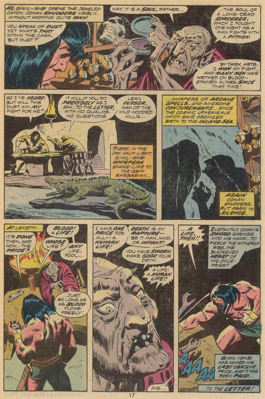 Conan the Barbarian (1970) Issue #38 #50 - English 12