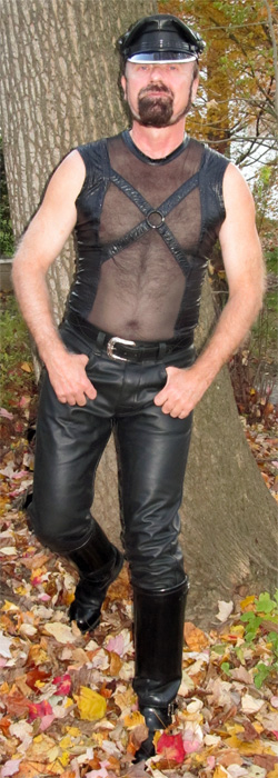gay leather Blog