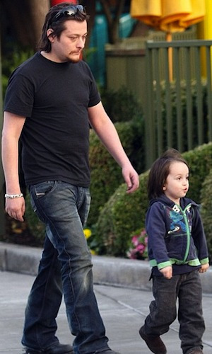 Edward Furlong Exposed Son To Cocaine Edward Furlong Ex Wife
