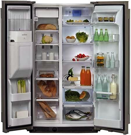 Soñar con Refrigerador   Nevera