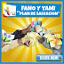 """Evangelismo Creativo - Plan de Salvación para niños - """"FANO & MINE"""""""