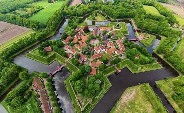 Star Castle in the Netherlands