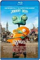 Rango (2011) BRRip 720p Latino