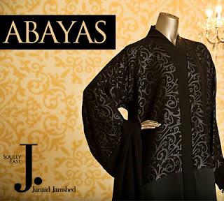Junaid Jamshed Abaya Collection 2015 2016 Dubai Abaya Designs For
