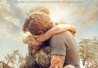 Imagen de Lo imposible, de Juan Antonio Bayona, la película más taquillera del año