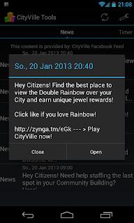 cityville newsreader app details
