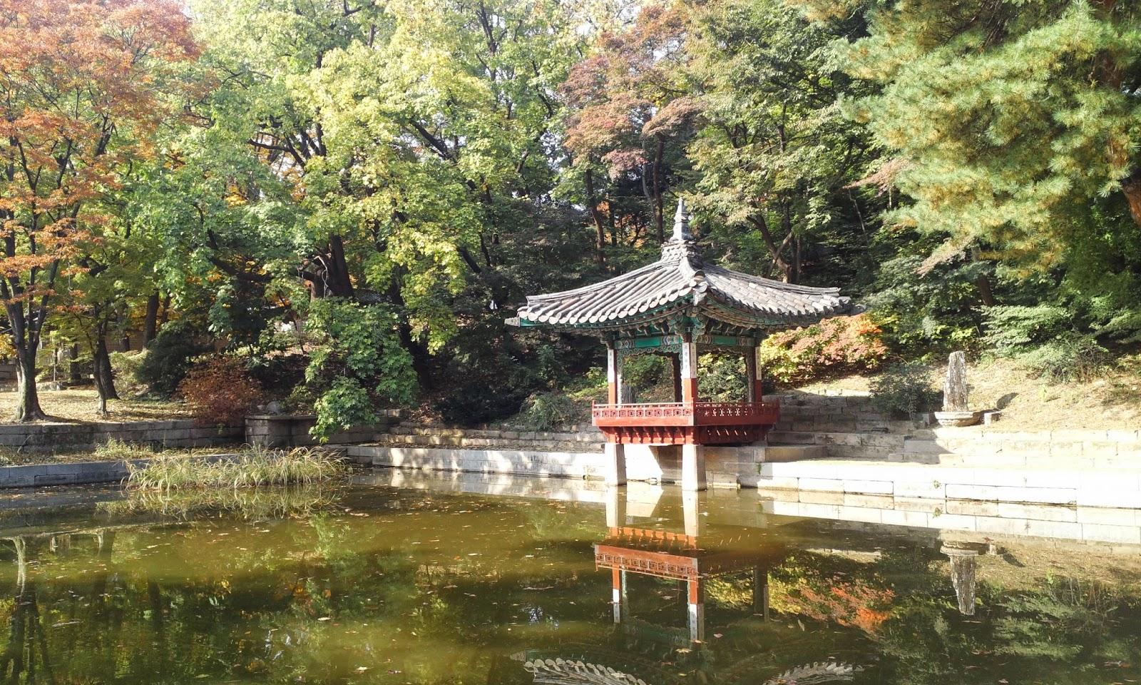 Oppa corea el jard n secreto en changdeokgung for El jardin secreto online