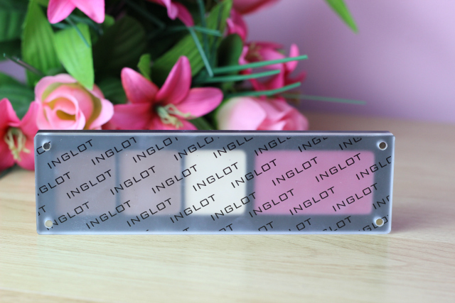 Inglot Freedom Palette - Eyes & Blush