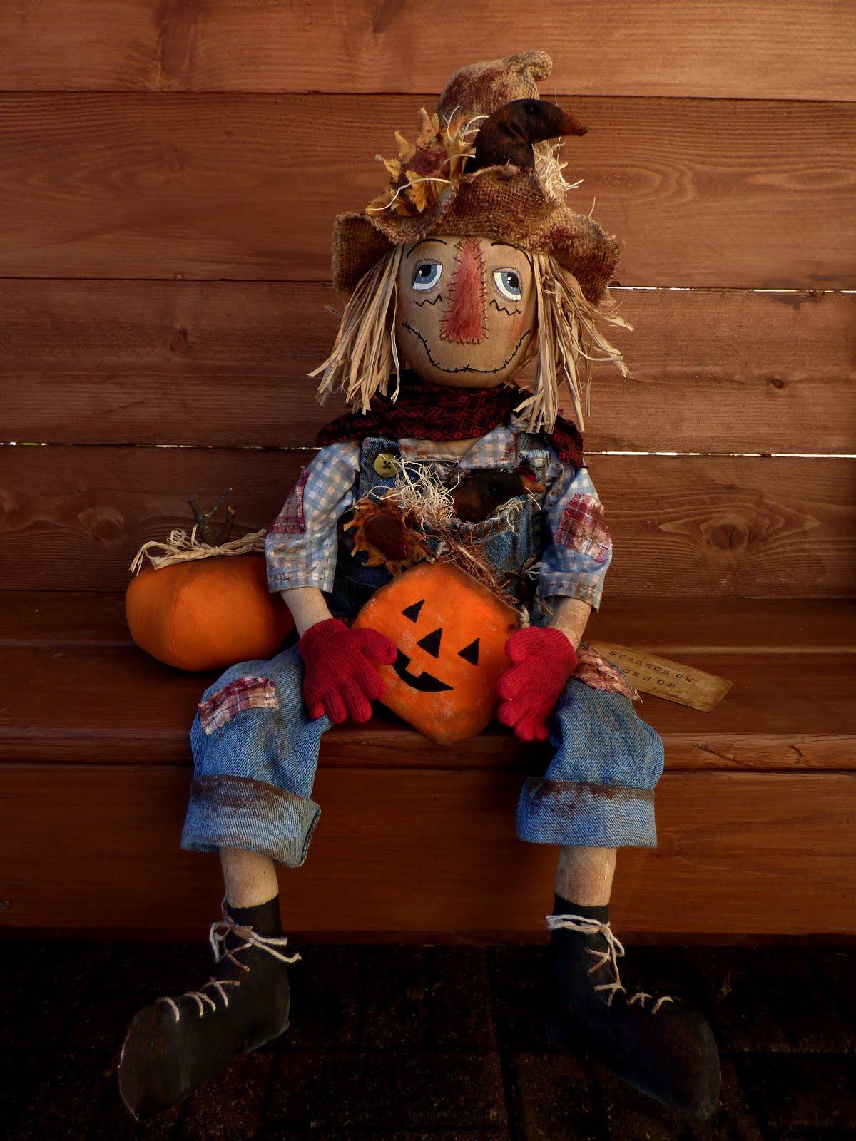 Scarecrow Jackson