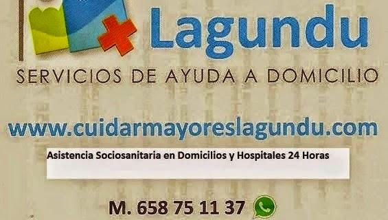 Agencia de Servicios Domesticos Lagundu, Guipuzcoa, Donostia, Irun, Hondarribia
