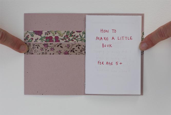 How do i make a book