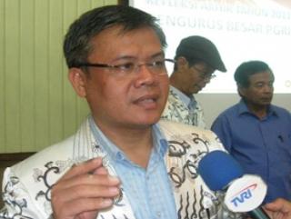 Ketua Umum PGRI Sulistyo