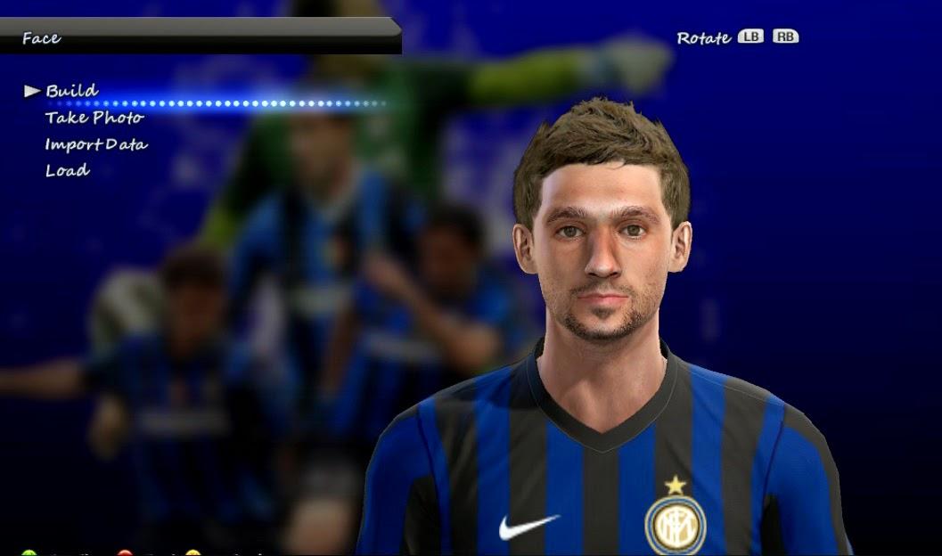 Stats Milan Pes 2013 Inter Milan Pes 2013