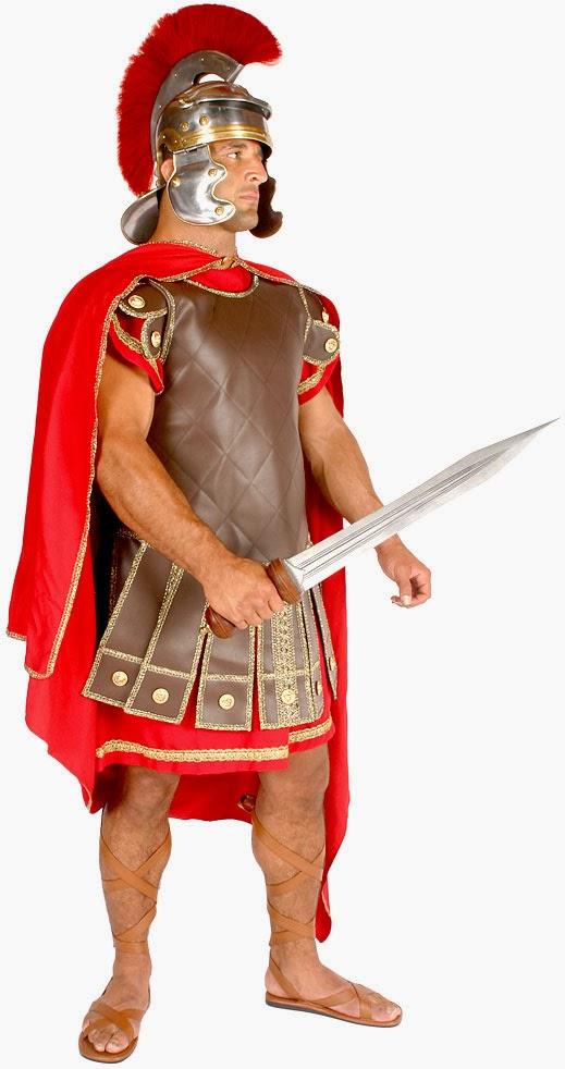 Disfraz De Soldado Romano Con Material Reciclable | MEJOR CONJUNTO DE