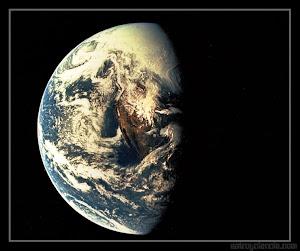 La Tierra desde el Apollo XI