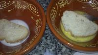 torrijas de pan casero