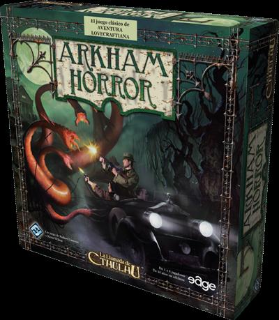 caja básica arkham horror