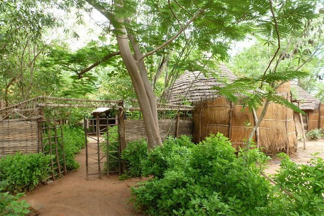 Campement solidario-ecológico de Badian